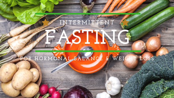 Intermittent fasting and the 5:2 diet