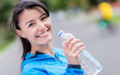 2 Foolproof Tricks to Drink More Water, Consistently