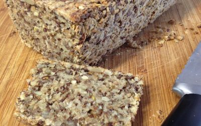 Nut and Seed Bread (Life-Changing Bread)