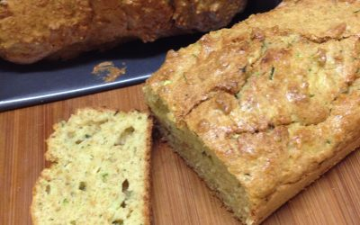 Healthy Zucchini Bread To-Die-For