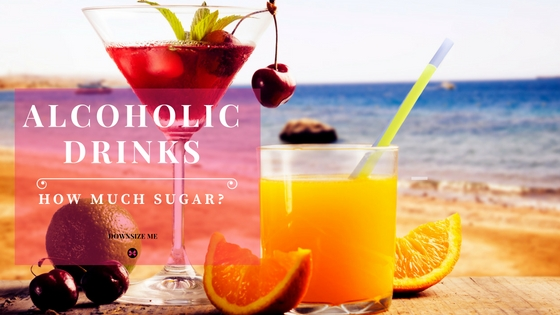 Sugar in Alcoholic Drinks – How Much Is There?