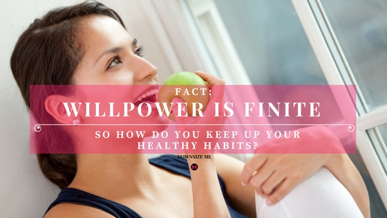 Willpower is Finite – Here's What You Can Do About It