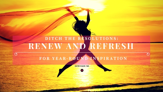 Renew and Refresh in 2017