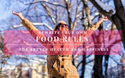 Get Back On Track – Write Your Own Food Rules