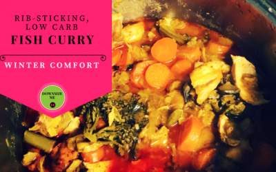 Rib Sticking Low Carb Curry – The Ultimate Comfort Food