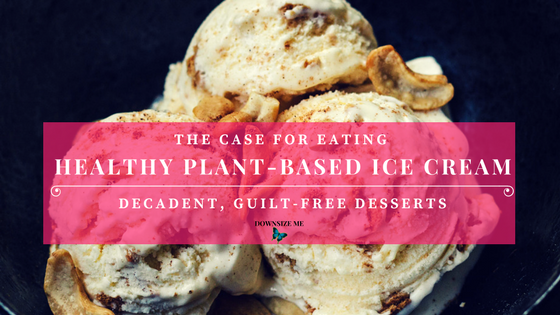 Healthy Plant-Based Ice Cream