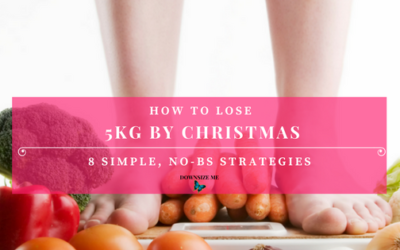 How to Lose 5kg by Christmas