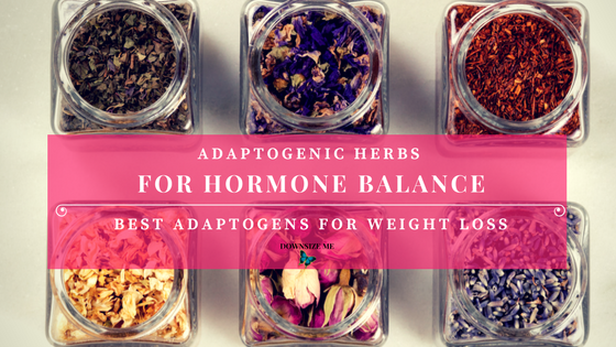 Adaptogenic Herbs for Hormone Balance
